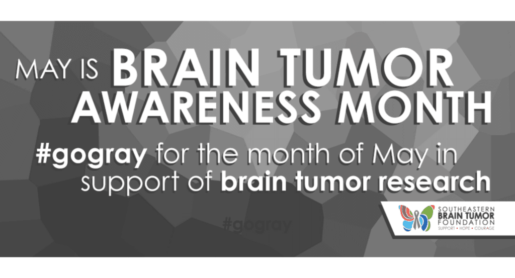 support brain tumor research