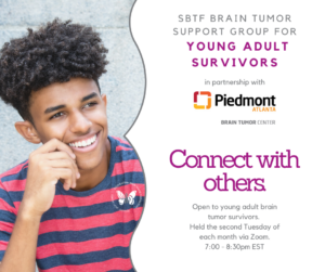 Young Adult Brain Tumor Support Group