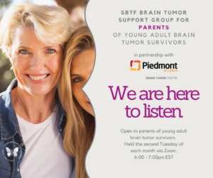 Parent of Brain Tumor Support Group