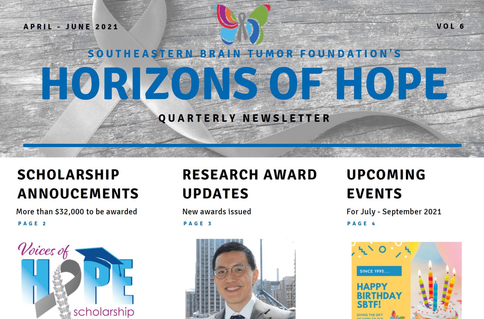 Q2 Horizons of Hope